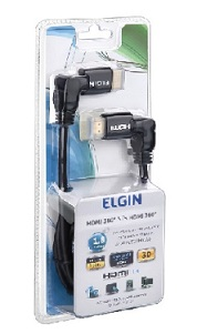 Cabo HDMI Elgin 360 1.8m